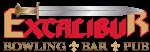 Боулинг Бар Ескалибур Лого